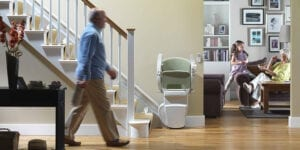 space-of-a-stairlift-in-a-stairs
