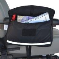 saddle armrest bag